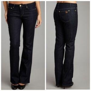 Joe's Jeans Muse fit boot cut darkwash 31